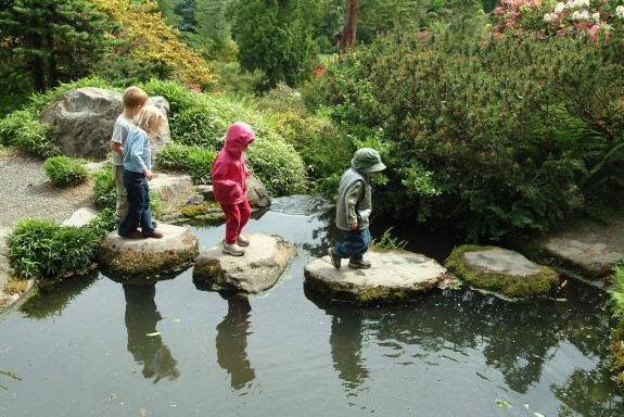kids stepping stones